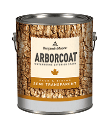 Arborcoat® Semi Transparent Deck and Siding Stain
